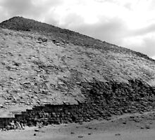 Ancient Aura of the Bent Pyramid by AliCat202