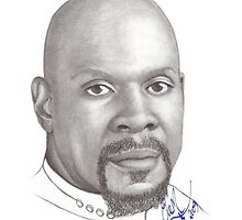 Captain Benjamin Sisko by emarshall
