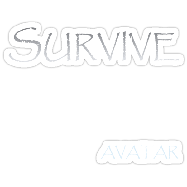 Avatar - Survive by Vintage Retro T-Shirts