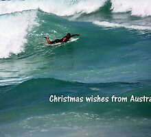 Christmas wishes for all my RB friends ! by Edyta Magdalena Pelc