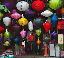 Lanterns, Hoi An by chriso