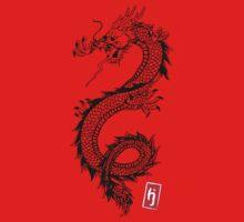 The Dragon by hunterjagger
