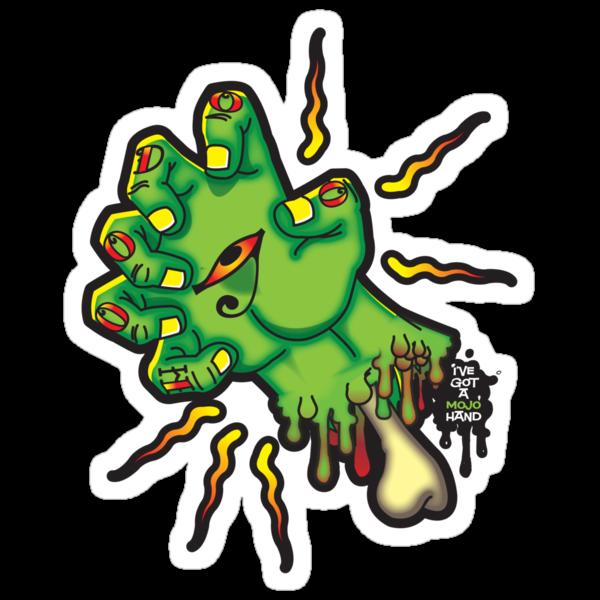 Mojo Hand by satansbrand