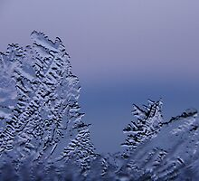 Icescape by Al Williscroft