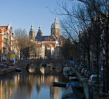 Amsterdam Brown by Bradley Old
