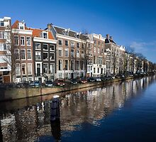 Amsterdam Curved by Bradley Old
