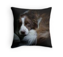 Smelly Welly 2 Throw Pillow