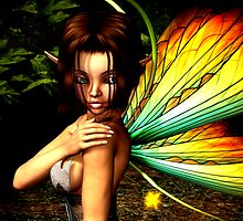 Love Pixie #1 by Alexander Butler
