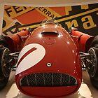Classic Ferrari: Ferrari-Lancia D50 1956 by Igor Pozdnyakov