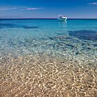Mykonos beach by Neil Buchan-Grant