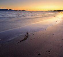 Golden light by Grant Glendinning