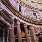 The Roman Pantheon by TravelerScout