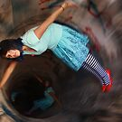 Falling Down The Hole 2 by giohugueth
