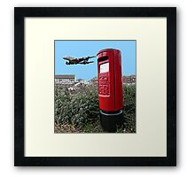 Air Mail Framed Print