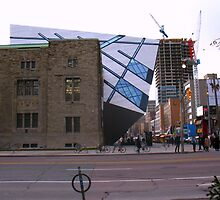 Royal Ontario Museum by MarianBendeth