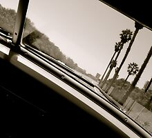 On the Road, in a 50 Chevy by cventresca