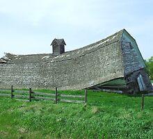 Old Barn by Barrie Daniels