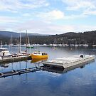 Marina at Kettering, Tasmania, Australia by Deb22
