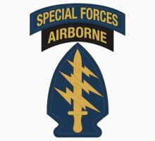 Special Forces Airborne by Walter Colvin