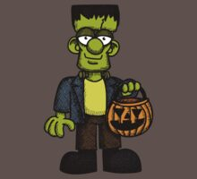 Frankenstein Trick or Treat by Wislander