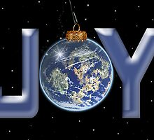 Joy To The World by Maria Dryfhout