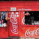 India - Darjeeling दार्जिलिंग - Coca-cola by Thierry Beauvir