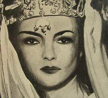 Anqelique  Et Le Sultan by Kamila  Krizova/Aitchison