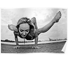 Yoga Strength Poster