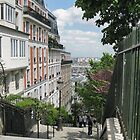 Paris Rooftops by NancyR