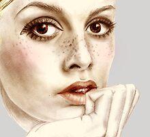 Twiggy by Kristina Fekhtman