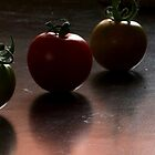symmetrical tomatoes by jayant