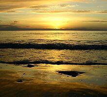 Silky Sand by Paula McManus
