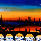 Lovers of London by Rory  Moorer