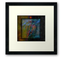 Tantric Series... He Will Follow Her Out Framed Print