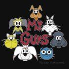 MyGuys by BlokeyAarsevark