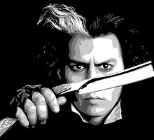 Sweeney Todd by Beetlejuice