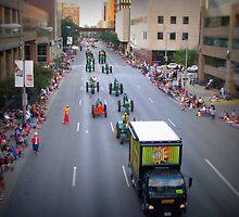 Everyone Loves A Parade by Linda Miller Gesualdo