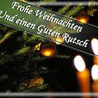 Christmas Card German by Frederic Chastagnol