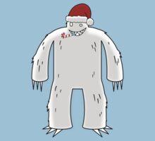 Yeti Claus T-Shirt