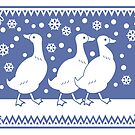 Geese by Alice in Underland