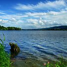 Blagdon lake by AngiNelson
