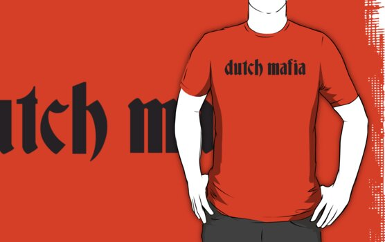 Drifter Threads: Dutch Mafia Black by DrifterThreads