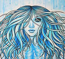 Blue Mermaid by Sarah ORourke