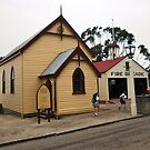 Wesleyan Methodist Church Sovereign Hill Vic.Australia!! by Heabar
