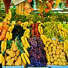 Italian Fruit Stand by russtokyo