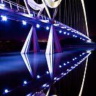 Infinity Bridge Reflection by AJ Airey