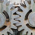 Rusty Cogs by Derek Smith