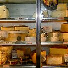 Joe&#x27;s Cheese on Sullivan Street, SoHo, NYC by RonnieGinnever