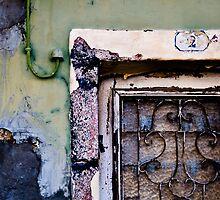 Door Frame by Christina Børding