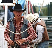 Cochrane Lions Rodeo #6, 2009, Canada. by Felicity McLeod